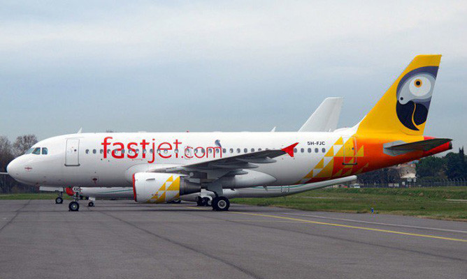 Fastjet looks to sell ZImbabwe arm to avert funding crisis