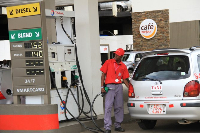 Fuel prices increase by over 100%